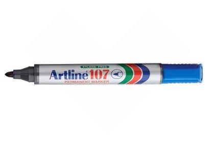 Μαρκαδόρος Ανεξίτηλος Artline 107 Μπλε