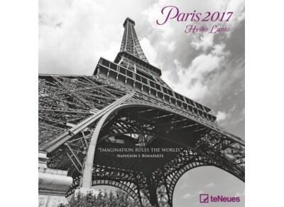 TeNeues Ημερολόγιο 2017 - Paris - Τοίχου - Μηνιαίο