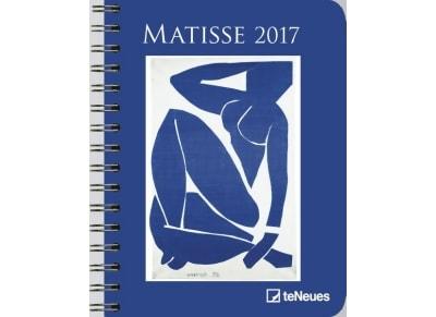 TeNeues Ημερολόγιο 2017 - Henri Matisse - Εβδομαδιαίο - Σπιράλ