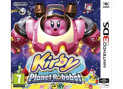 Kirby: Planet Robobot - 3DS/2DS Game gaming   παιχνίδια ανά κονσόλα   3ds 2ds