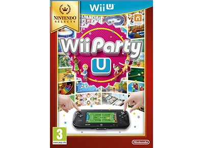 Nintendo Wii U Party Selects - Wii U Game