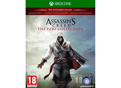 Assassin's Creed: The Ezio Collection - Xbox One Game