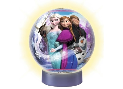 3D Παζλ Frozen Μπαλαλάμπα Τρέλα - Ravensburger - 72 Κομμάτια