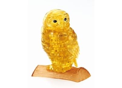Puzzle 3D Owl Golden (90247)