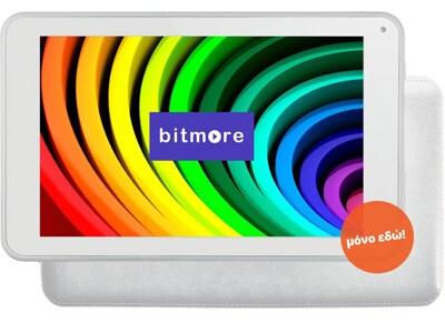 "Bitmore ColorTab 9S - Tablet 9"" 8GB Λευκό"
