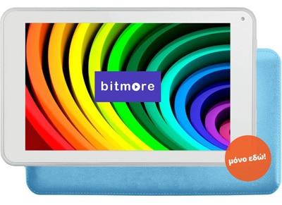 "Bitmore ColorTab 9S - Tablet 9"" 8GB Μπλε"