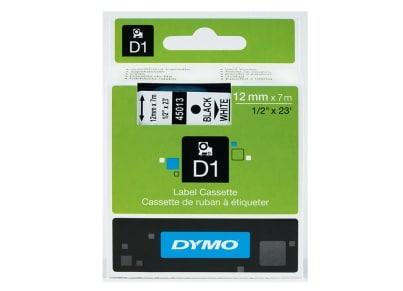 Κασέτα Ετικετογράφου Dymo - Λευκή - 12mm x 7m
