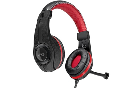 Speedlink Legatos - Gaming Headset Μαύρο gaming   αξεσουάρ κονσολών   ps4   headset