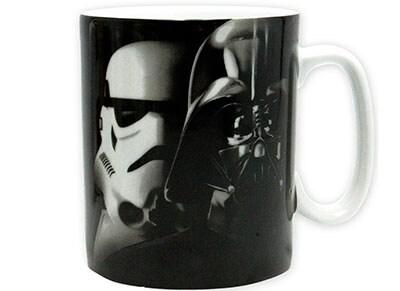 Κούπα Abysse Corp Star Wars Darth Vader & Stormtrooper - Λευκό με σχέδιο