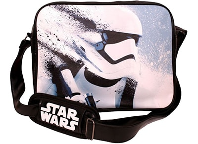 Τσάντα Legend Icons Star Wars Distressed Stormtrooper - Μαύρο