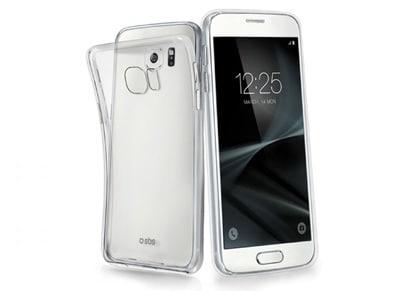 Θήκη & Μεμβράνη Samsung Galaxy S7 - SBS Extraslim Cover - Διαφανές τηλεφωνία   tablets   αξεσουάρ κινητών   θήκες