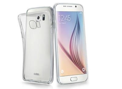 Θήκη & Μεμβράνη Samsung Galaxy S6 - SBS Extraslim Cover - Διαφανές τηλεφωνία   tablets   αξεσουάρ κινητών   θήκες