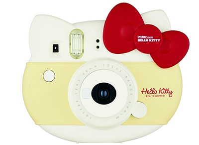 Camera Fujifilm Instax Mini Hello Kitty Κίτρνο/Λευκό