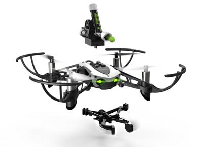 Parrot Mambo Bundle - Mini Drone με κάμερα Μαύρο