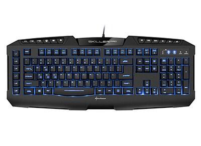 Sharkoon Skiller PRO US - Πληκτρολόγιο Gaming