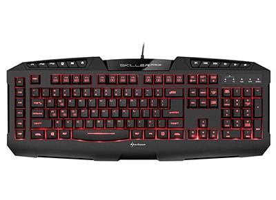 Sharkoon Skiller PRO+ US - Πληκτρολόγιο Gaming