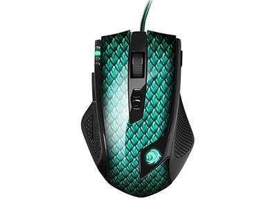 Sharkoon Drakonia - Gaming Mouse Μαύρο περιφερειακά   ποντίκια   mousepad   ενσύρματα ποντίκια