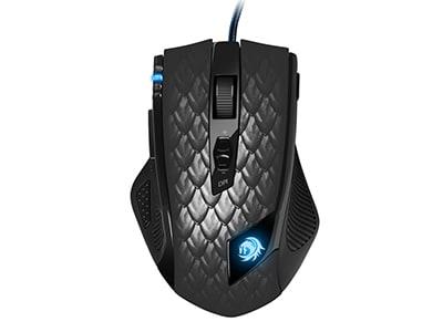 Sharkoon Drakonia Black - Gaming Mouse Μαύρο περιφερειακά   ποντίκια   mousepad   ενσύρματα ποντίκια