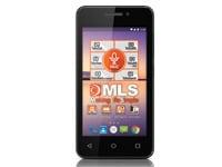 MLS Status Μαύρο Dual Sim Smartphone