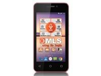 MLS Status Κοραλί Dual Sim Smartphone