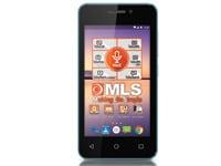 MLS Status Μπλε Dual Sim Smartphone