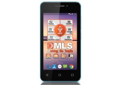4G Smartphone MLS Status - Dual Sim Μπλε