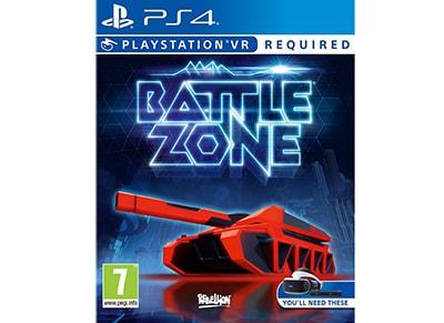 Battlezone - PS4/PSVR Game gaming   παιχνίδια ανά κονσόλα   ps4