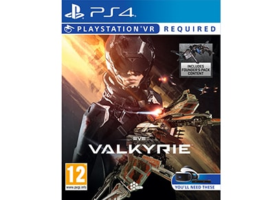 EVE Valkyrie - PS4/PSVR Game gaming   παιχνίδια ανά κονσόλα   ps4
