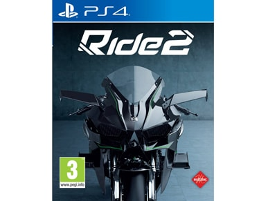 Ride 2 - PS4 Game