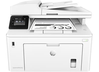 HP LaserJet Pro MFP M227fdw - Ασπρόμαυρο Πολυμηχάνημα Laser Α4
