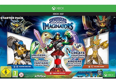 Skylanders Imaginators Starter Pack - Xbox 360 Game gaming   παιχνίδια ανά κονσόλα   xbox 360