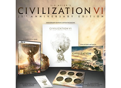 Sid Meier's Civilization VI 25th Anniversary Edition - PC Game