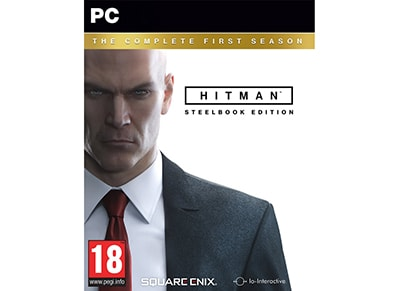 Hitman: The Complete 1st Season Steelbook Edition - PC Game