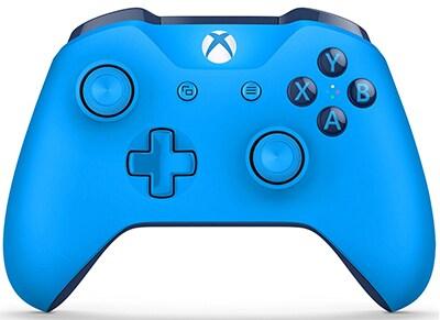 Microsoft Xbox One Blue Vortex Limited Edition Controller - Χειριστήριο Μπλε