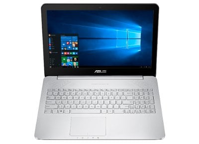 "Laptop Asus N552VW-FY226T - 15.6"" (i7-6700HQ/16GB/1128GB/ 960M)"
