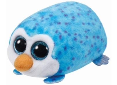 Χνουδωτό Πιγκουίνος TY Beanie Boos Μπλε 4.5cm (1607-42159)