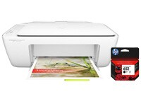 HP Deskjet Ink Advantage 2136 - Έγχρωμο Πολυμηχάνημα Inkjet Α4 & Δώρο μαύρο HP μελάνι