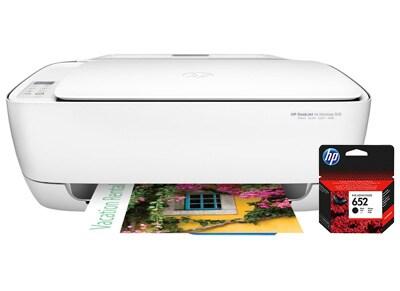 HP Deskjet Ink Advantage 3636 - Έγχρωμο Πολυμηχάνημα Inkjet Α4 & Δώρο μαύρο HP μελάνι