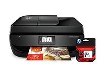 HP DeskJet Ink Advantage 4675 AiO - Έγχρωμο Πολυμηχάνημα Inkjet Α4 & Δώρο μαύρο HP μελάνι