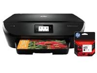 HP DeskJet Ink Advantage 5575 AiO - Έγχρωμο Πολυμηχάνημα Inkjet Α4 & Δώρο μαύρο HP μελάνι