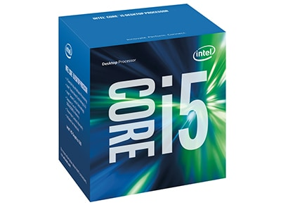 Επεξεργαστής Intel Core i5-6400 (LGA1151/2.70 GHz/6 MB Cache/HD 530)