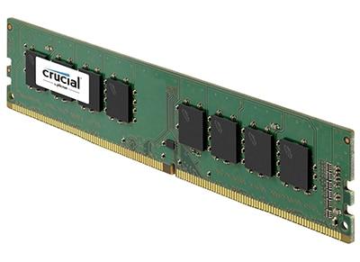 Μνήμη RAM DDR4 4 GB 2133 MHz Crucial - 2133 UDIMM (CT4G4DFS8213)