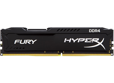 Μνήμη RAM DDR4 8 GB 2133 MHz Kingston HyperX FURY - Black (HX421C14FB2/8)