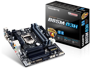 Μητρική Gigabyte GA-B85M-HD3 R4