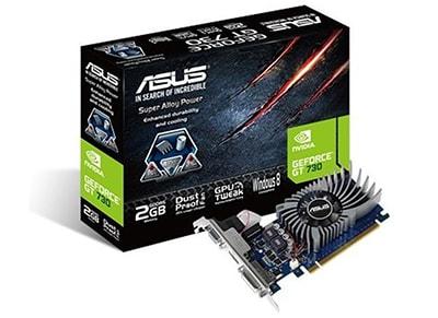 Κάρτα γραφικών NVIDIA ASUS GeForce GT730 2GB