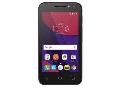 Smartphone Alcatel Pixi 4 (4) Dual Sim 4GB Λευκό (4034D)
