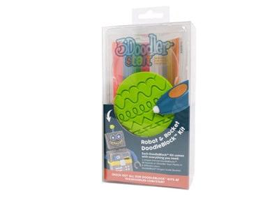 3Doodler Start DoodleBlock Emoji-Symbols Kit & 48 Strands