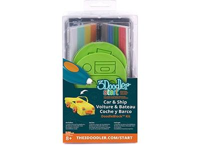 3Doodler Start DoodleBlock Vehicle Kit + 48 Strands