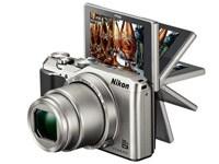 Compact Nikon Coolpix A900 Ασημί
