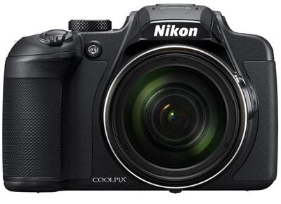Compact Nikon Coolpix B700 Μαύρο